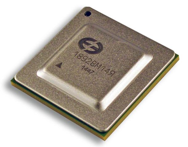 Многоядерный сигнальный микропроцессор 1892ВМ14Я