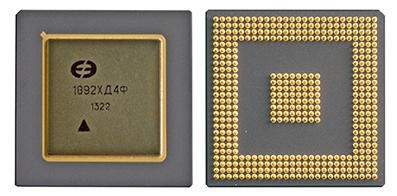 сигнальный процессор 1892Д4Ф